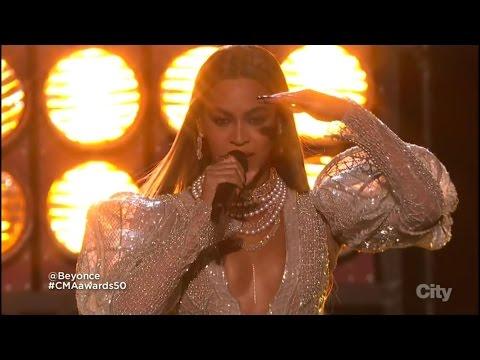 "💝  Beyoncé & Dixie Chicks'  🎤   HQ SOUND LIVE - ""Daddy Lessons"" 🎸 🎷🎻🎺 🎶"