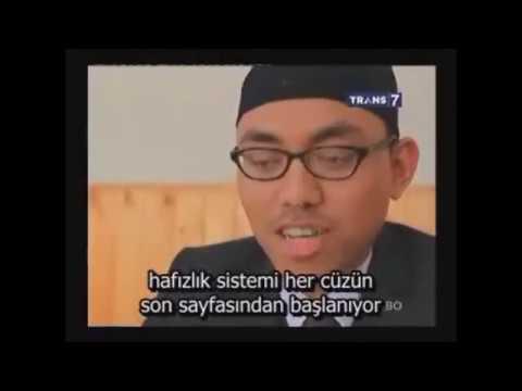 Trans 7 TV/laptop si unyil-Madrasah Suleymaniye