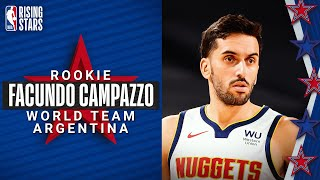 The BEST Of Facundo Campazzo From The Season So Far!