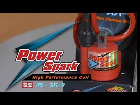 Power Spark 能量可調高壓線圈