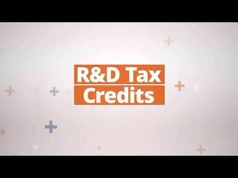 R&D Tax Credits and Capital Allowances
