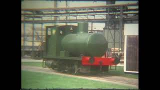 B.P Barry & Newport -  Fireless Steam Engines