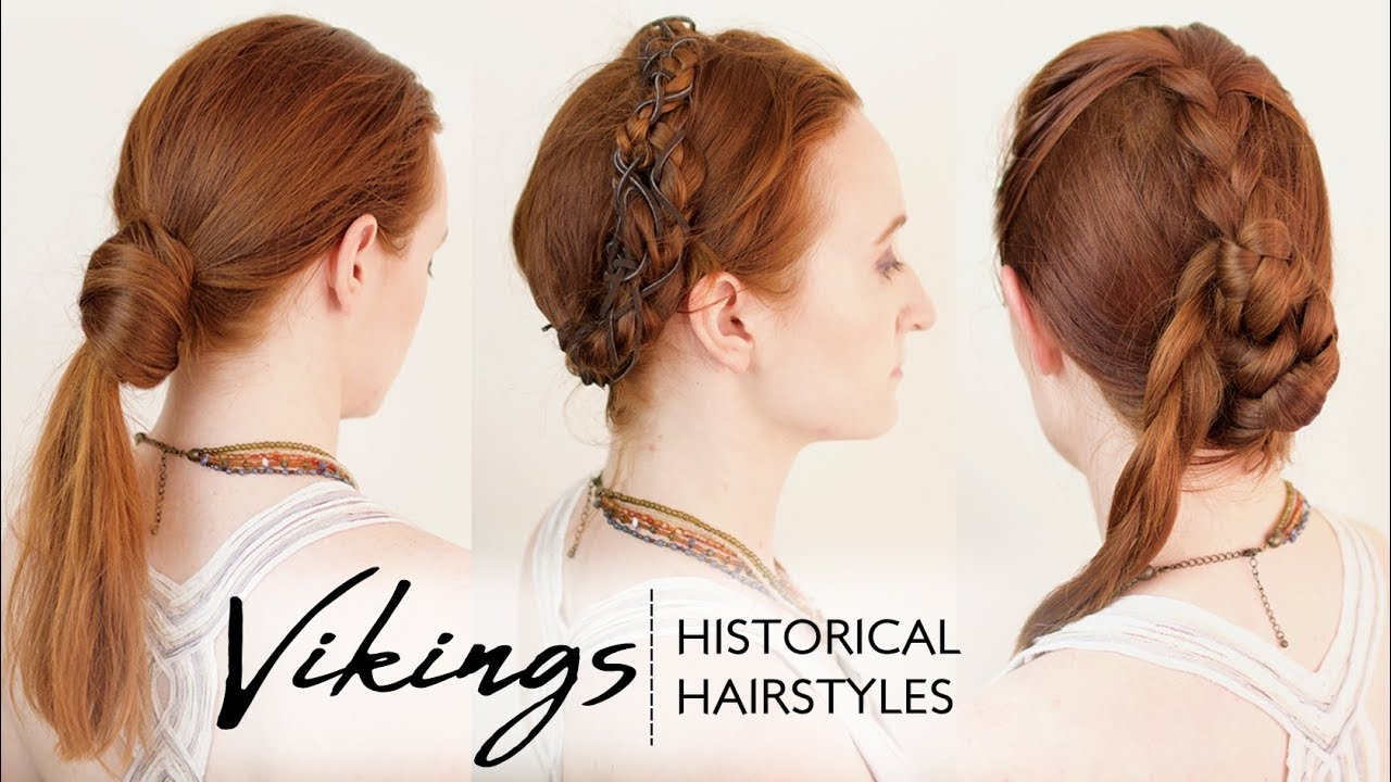 historical hairstyles: the real hairstyles worn by viking women