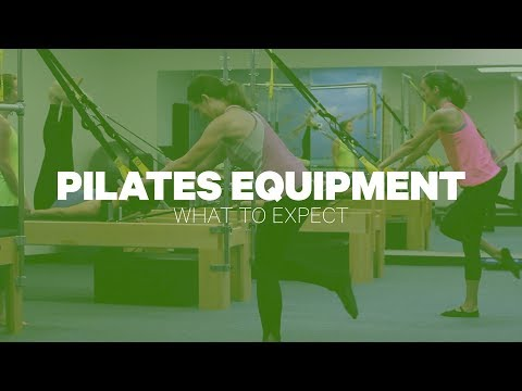 Pilates Equipment: What To Expect