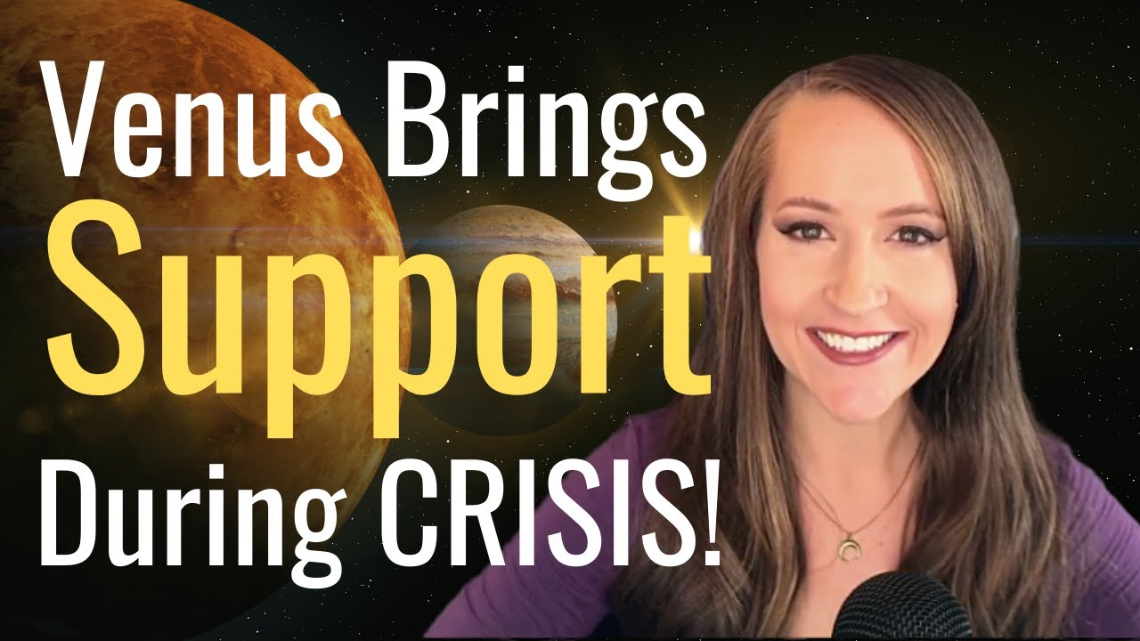 VENUS SAVES THE DAY! Relief During Stressful Times! Weekly Astrology Forecast for ALL 12 SIGNS!