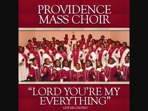 Lord You're My Everything (single)