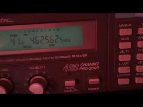 FRS Channel 1- 462.5625 MHz - More Family Radio Service Mess