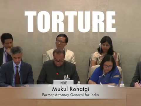 India Must Ratify UN Convention Against Torture Now
