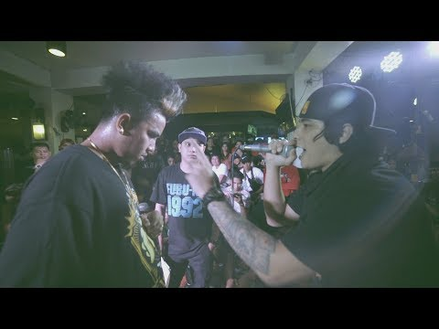 Bahay Katay - Kritiko Vs Lhipkram - Rap Battle @ Sausage Party