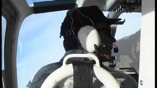 Mountain Training With The Bell 206b Jet Ranger Hb-xue In The Swiss Prealps