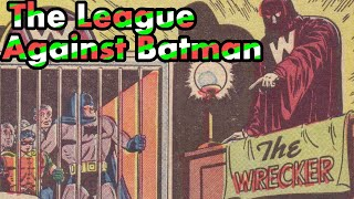 Twelve Days of Detective Comics Part Three: Case #197: The League Against Batman