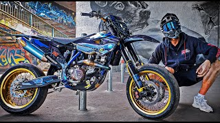 The most illegal Supermoto of Germany | PROJECT 501