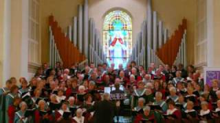 The Majesty and Glory of Your Name - Tom Fettke  The Winter Haven Choir Festival 2009