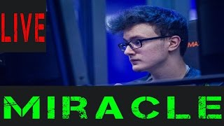 miracle treant prot live 9234 mmr road to 10k mmr games 1080p60 dota2 live