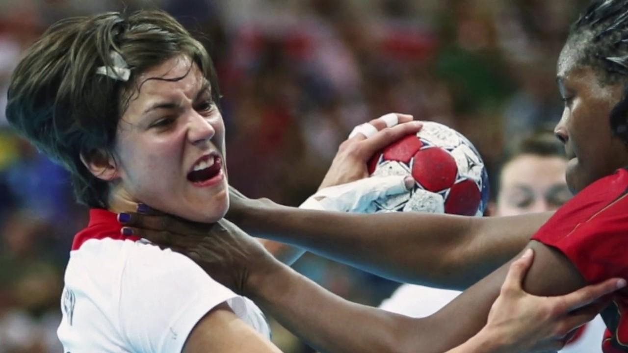 Handball Гандбол | как появилась игра | история развития | хазена