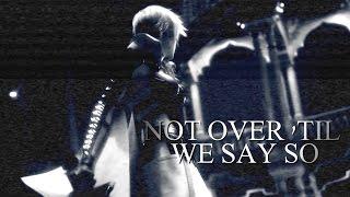 YPIV   Not Over 'til We Say So