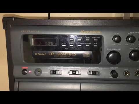 Albanian CD Skipping...Meet the Optimus Karaoke Machine! 😃