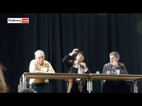 Euro-Députée Michèle Rivasi EELV questionnée sur les CHEMTRAILS 6 Mars 2014