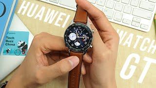 Huawei Watch GT Review - Really Want to Keep This for Myself!