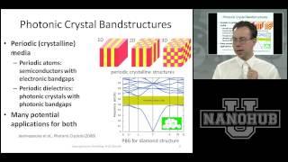 nanoHUB-U Nanophotonic Modeling: Scientific Overview
