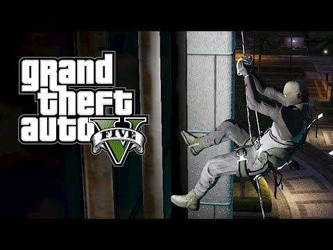 GTA V #37 - A Invasão do FIB!