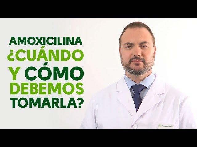 Amoxicilina, cu