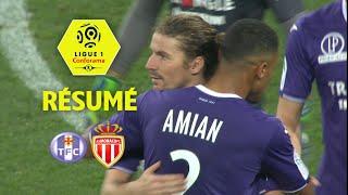 Toulouse FC - AS Monaco (3-3)  - Résumé - (TFC - ASM) / 2017-18