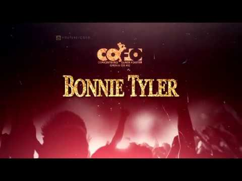 BONNIE TYLER - Tour 2018