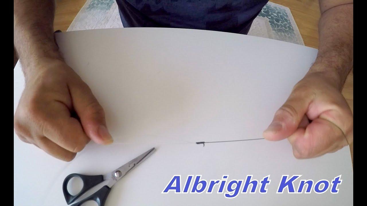 En Kolay Leader / Lider Düğümü - Albright Knot