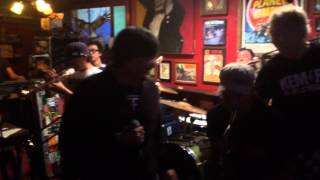 "Kemuri ""Pabu Boy"" with Mike Park live 4/12/15 Crepe Place in Santa ..."