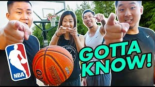 6 NBA PLAYS EVERYONE WHO LOVES BASKETBALL SHOULD KNOW! // Fung Bros