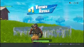 from boring.....to action(fortnite)