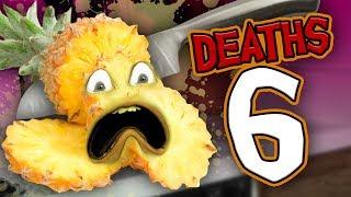 Annoying Orange DEATHS! - Part Six