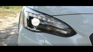 Subaru Impreza XV 2018 - 2019 тест драйв видео