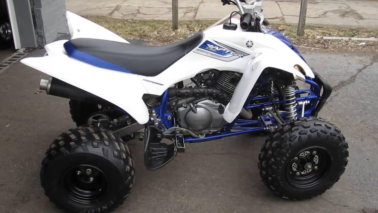 Yamaha Raptor  Special Edition Sale