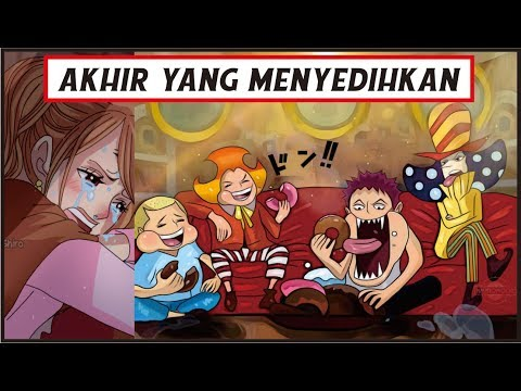Akhir Dari Arc Whole Cake Island CP.902 ( One Piece )
