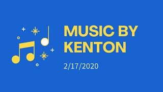 Music by Kenton | February 17, 2021 | Canonsburg UP Church