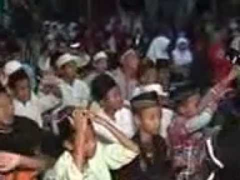 Safari Maulid Al-Muqorrobin di Mushola Nurut Taqwa