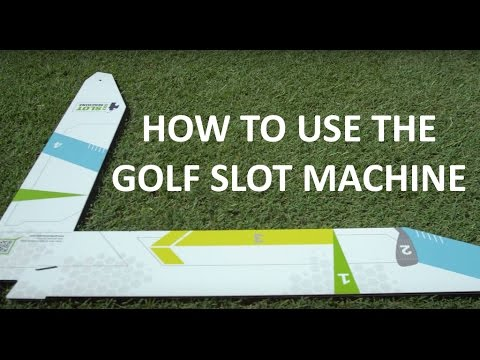 How to Use The Golf Slot Machine