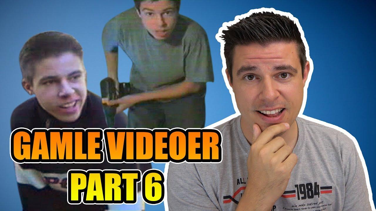 Reagerer på gamle videoer - part 6