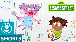 Sesame Street: Becoming a Big Sibling | Abby's Advice #3