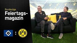 Das Feiertagsmagazin vor dem 5. Spieltag mit Michael Zorc | HSV - BVB thumbnail