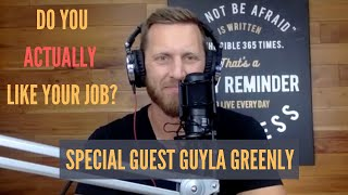 Guyla Greenly on pivoting to follow your dreams