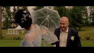 Классическая свадьба в дворянской усадьбе