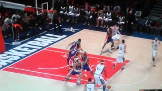 NBA2K13 Team USA vs Dream Team con molte schiacciate