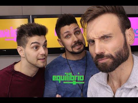 EQUILIBRIO TV BAND VALE FERNANDO E FABIANO  BLOCO 2