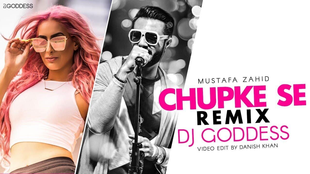 Download Chupke Se (Remix) | DJ Goddess | Mustafa Zahid | A R Rahman | Saathiya
