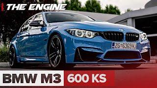 BMW M3 F80 | KAKO ZVUCI AUTO OD 600KS SA AKRAPOVICEM?!  - TheEngine #48