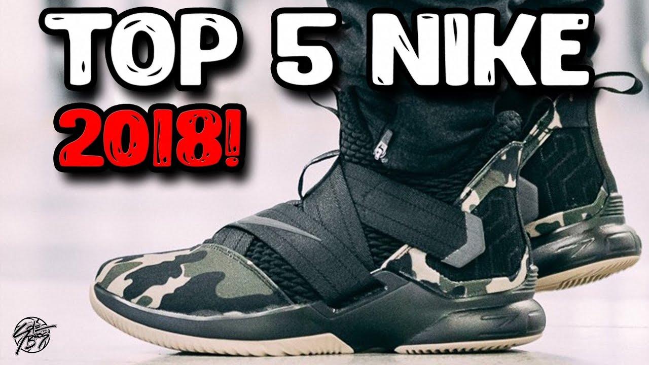 2018 nike basketball shoes