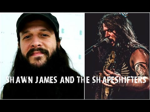 Meeting Shawn James and The Shapeshifters - Interview with Shawn James
